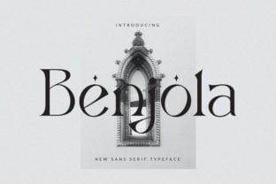 benjola-font