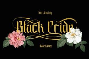 black-pride-font