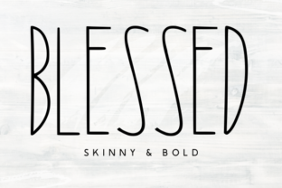 blessed-font