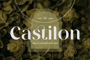 castilon-font