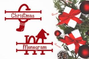 christmas-monogram-font
