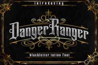 danger-ranger-font