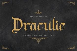draculie-font