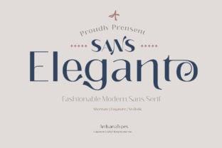 eleganto-font