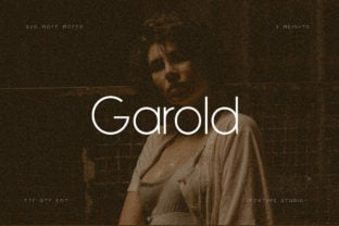 garold-font