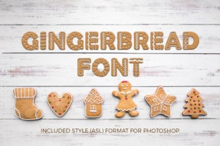 gingerbread-font