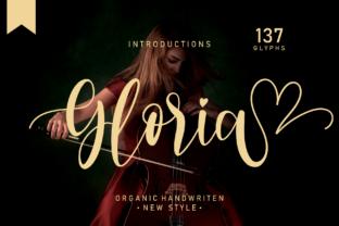 gloria-font