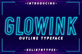 glowink-font