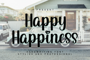 happy-happiness-font