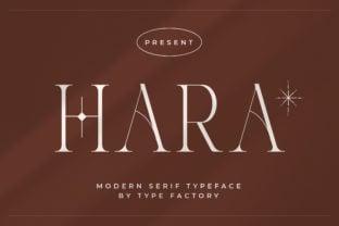 hara-font