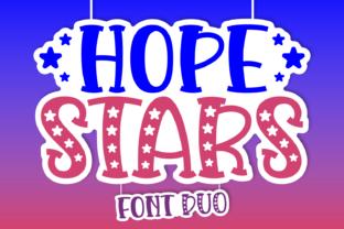 hope-stars-font