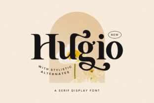 hugio-font