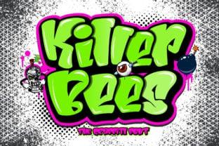 killer-bees-font