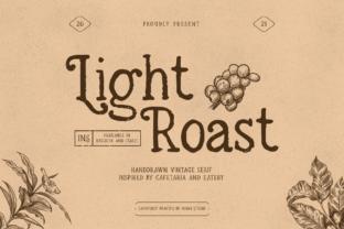 light-roast-font