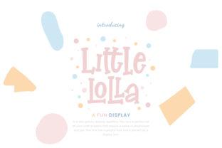 little-lolla-font