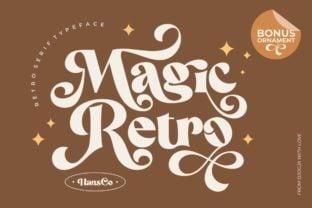 magic-retro-font