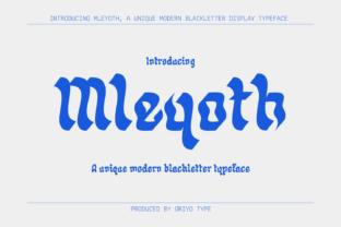 mleyoth-font