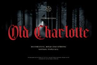 old-charlotte-font