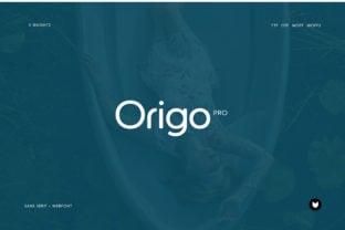 origo-pro-font