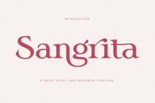 sangrita-font