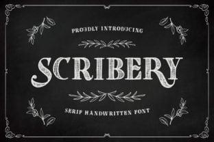 scribery-font
