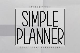 simple-planner-font