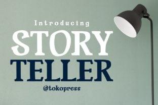 storyteller-font