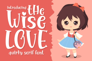 the-wise-love-font