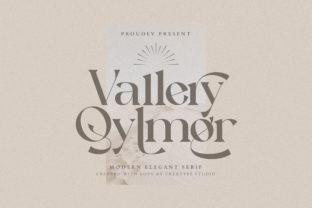 vallery-qylmor-font