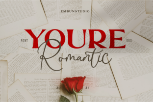 youre-romantic-font