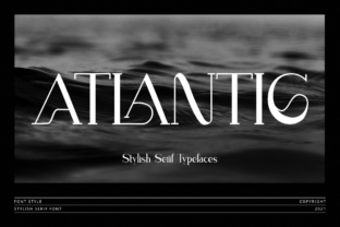 atlantic-font