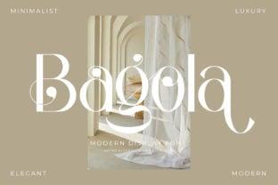 bagola-font