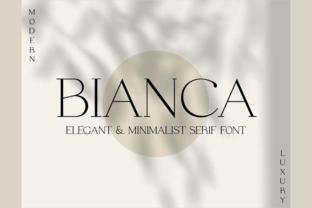 bianca-font