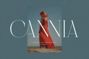 cannia-ligature-typeface-font
