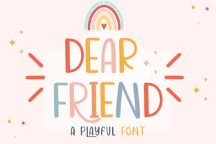dear-friend-font