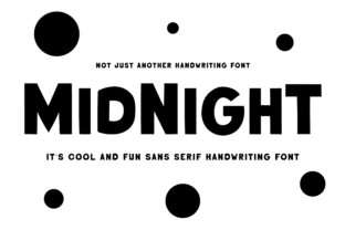 midnight-font