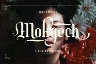 mokgech-font