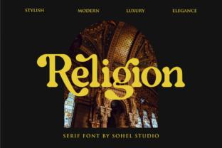 religion-font