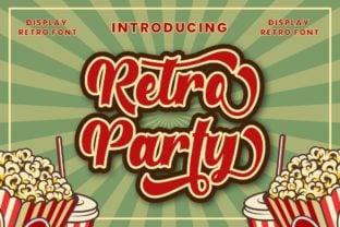 retro-party-font