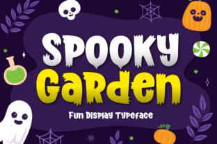 spooky-garden-font