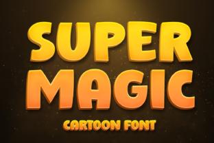 super-magic-font
