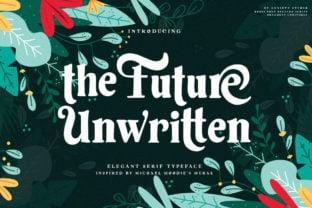 the-future-unwritten-font