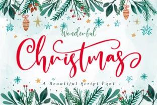 wonderful-christmas-font