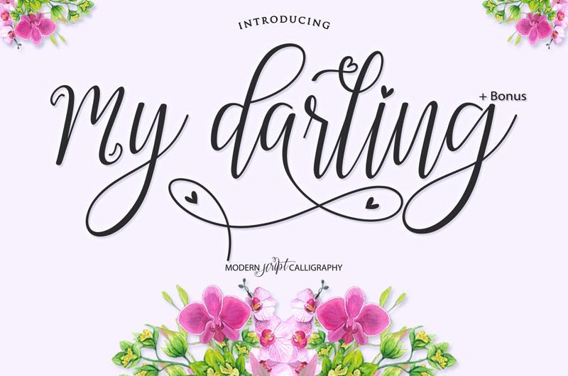my-darling-script