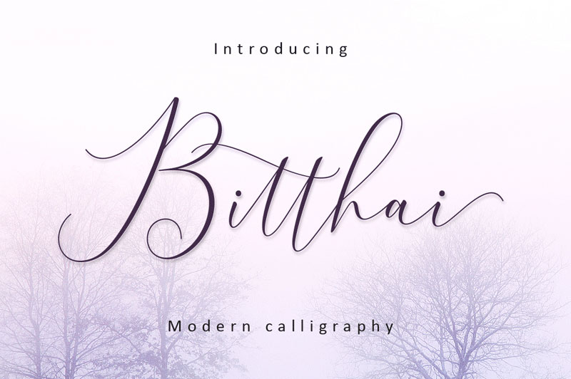 bitthai-script