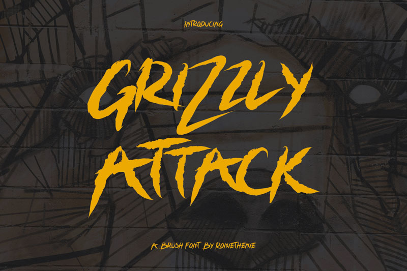 grizzly-attack