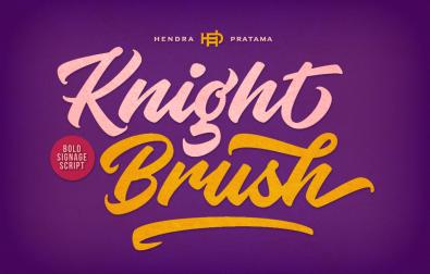 knight-brush