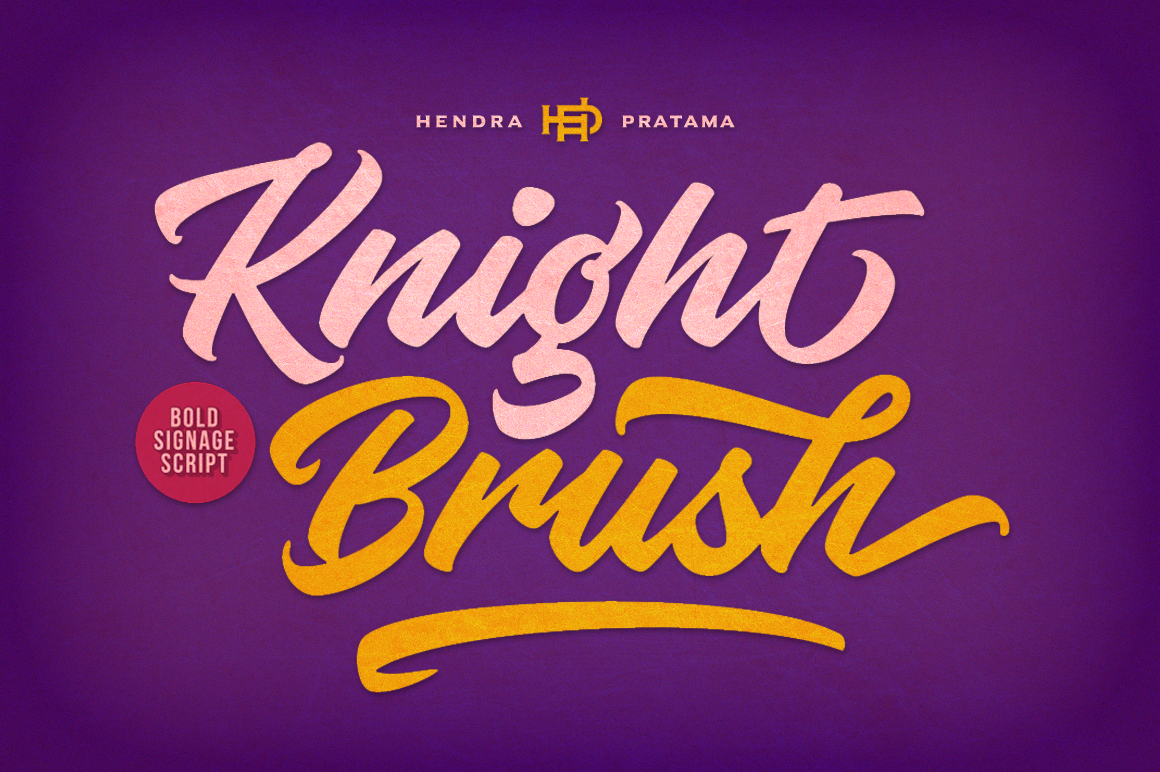 knight-brush