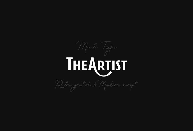 theartist-sans