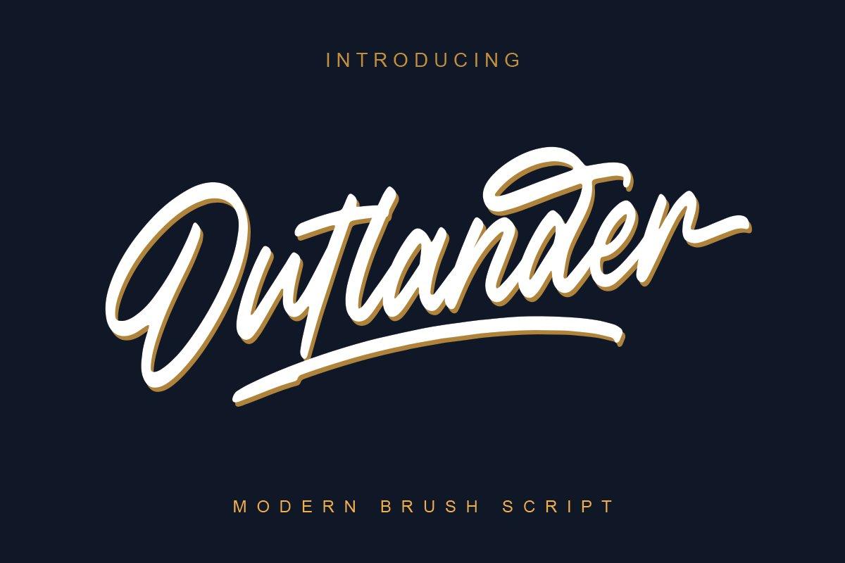 outlander-brush-script